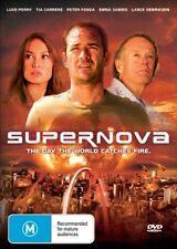 SUPERNOVA - LUKE PERRY - TIA CARRERE - PETER FONDA -  DVD - NEW