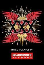 XXX: Three Decades Of Roadrunner Records  2013 [4 CD Set]