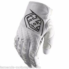 TROY LEE DESIGNS TLD - GP GLOVE - MX MOTOCROSS - WHITE - YOUTH MED - 06540105