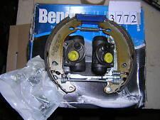 3772 kit machoires de frein + 2 cylindres pour peugeot 206 1.4hdi