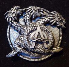 40k Chaos Alpha Legion Pre-Heresy badge pin