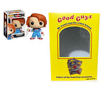 Funko POP! CUSTOM BOX for Chucky 56 Good Guys Movies Horror