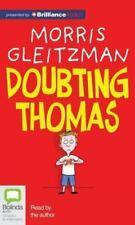 Doubting Thomas, Morris Gleitzman (2012 MP3 CD Unabridged) Audio Book Free Ship!