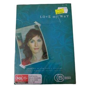 Love My Way - Complete Season 1 (5 discs)