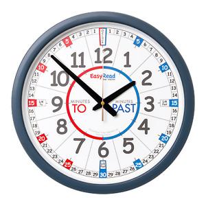 EasyRead Time Teacher Classroom Clock (ERCC-EN)