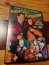 Phantom of Chinatown (DVD, 2003)