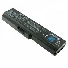 Battery (battery) Type PA3817U1BRS, Lilon, 10.8V, 4400mAh, black