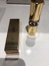 BNIB Y S L Rouge Volupte Shine Lipstick 67 Prune Alcazar
