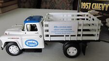 Chevrolet 1957 Stake Truck By Ertl ,Vintage Chevrolet Club 1/25th Scale