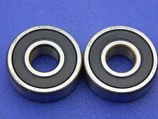 2 pièces SKF 6201 2RSH (12x32x10 mm) Roulement à bille, à billes (2RS)