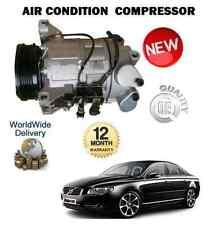 Per VOLVO S80 II 2.5 T FLEX CARBURANTE 2006 - & GT aria con compressore CONDIZIONAMENTO