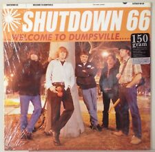 SEALED Shutdown 66 LP 2002 ..Welcome To Dumpsville..Get Hip1104~150Gr Vinyl Punk