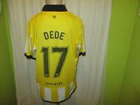 "Borussia Dortmund Nike Trikot 2006/07 ""ohne Hauptsponsor"" + Nr.17 Dede Gr.XL"