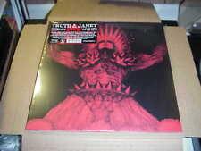 LP:  TRUTH & JANEY - TOPEKA JAM LIVE 1974 NEW SEALED 2xLP HARD ROCK PSYCH