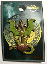 Hard Rock Cafe OSAKA 2017 Dragon & Dagger Series Pin LE200