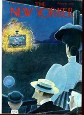 THE NEW YORKER MAGAZINE July 6 1946 Rea Irvin cover John O'Hara Curran Gibbs