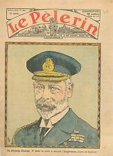 Roi George V King of the United Kingdom British Dominions Emperor of India 1936