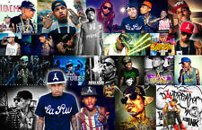 Kid Ink Collage Poster