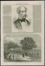 1868 - SOUTH AFRICA BRINGING IVORY WAGONS LATE EARL CARDIGAN (53)
