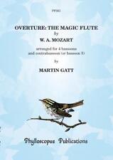 Mozart: Overture - The Magic Flute (Bassoon Quintet), arr... PP361