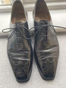 Berluti Mens Shoes Black Size 10