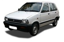 SUZUKI MARUTI ALTO 800 MB308 F8B 1983-2013 WORKSHOP SERVICE REPAIR MANUAL