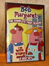 Bob & Margaret Season 1 (DVD, 2010, 2-Disc) based on academy award winning short