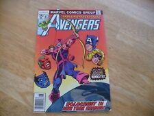 Avengers # 172 (6.5 Fn+) Marvel - 6/78 - Nice! High Grade - Return Of Hawkeye!