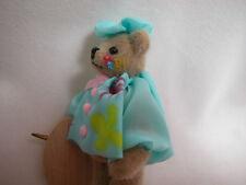 World Of Miniature Bears Dollhouse Miniature Plush Bear Van Go #684