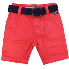 Vêtements rouge Timberland pour garçon de 2 à 16 ans