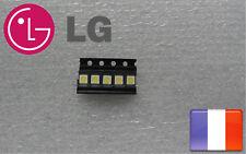 KIT 5 x LED LG 3528 3V 1W 47LN5400 47LN575 42LA620 32LN5400 32LN575 ETC...