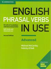 Cambridge ENGLISH PHRASAL VERBS IN USE ADVANCED Second Edition 2017 @NEW@