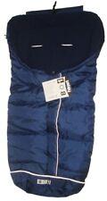 Saco de invierno BO1 Baby One 1 paseo para carrito Bebé Azul Oscuro Caliente