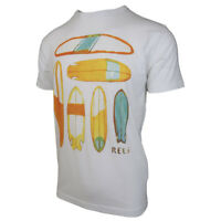 Reef Men's Surf Board S/S Tee (Retail $25) (Size S)