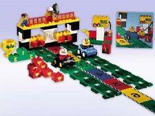 Lego Duplo 3085 Race Explore Racing Action Cars Rennstrecke Autorennen  Rennauto
