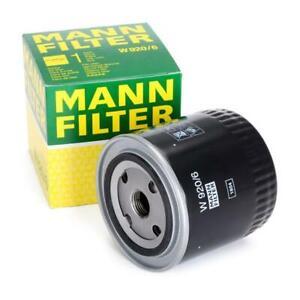 Mann-filter Oil Filter W920/6 fits JEEP WRANGLER TJ 4.0