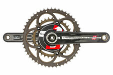SRM Campagnolo 11 Power Meter Crankset 11 Speed 172.5mm 50/34T 110 BCD - Good