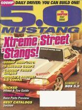 5.0 MUSTANG 2000 APR - KILLER STREET RIDES, JAMEX