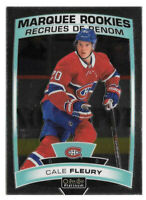 2019-20 Cale Fleury O-Pee-Chee OPC Platinum Marquee Rookie - Montreal Canadiens