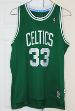 Larry Bird #33 Boston Celtics Throwback Harwood Classics Swingman Jersey Size XL
