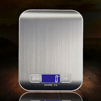 5kg 1LB Digital Kitchen Scales LCD Electronic Food Diet Scale Cooking Weighing