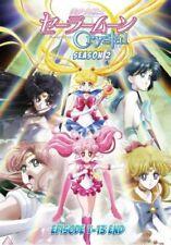 DVD Sailor Moon Crystal Season 2 Episode 1 - 13 End English Subtitle Japan Anime