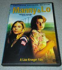 Manny & Lo (RARE oop)