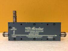 Narda 3144B 3.7 to 8.3 GHz, 17 dB Directivity, Type N (F) to BNC (F) Detector
