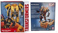 Transformers Hasbro Age of Extinction AOE Leader Class Camaro Concept Bumblebee