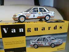 FORD SIERRA RS COSWORTH 4 X 4 de RALLYES : VANGUARDS  ~  NEUF
