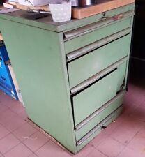 Werkzeugschrank, Schubladenschrank für Fräsmaschine Deckel Drehmaschine Weiler