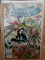 The Amazing Spider-Man 299. 1st Appearance Venom (cameo). Marvel 1988.