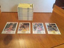 1990-91 FLEER BASKETBALL COMPLETE SET ( 198 CARDS ) MICHAEL JORDAN