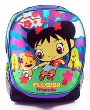 "Ni Hao Kai-Lan Backpack; Purple Large 16"" School Bag Travel BackPack School Bag"